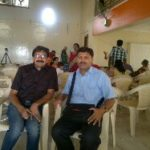 Me with Dr. Ganapathy