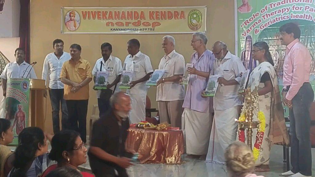 Varmam Book Release