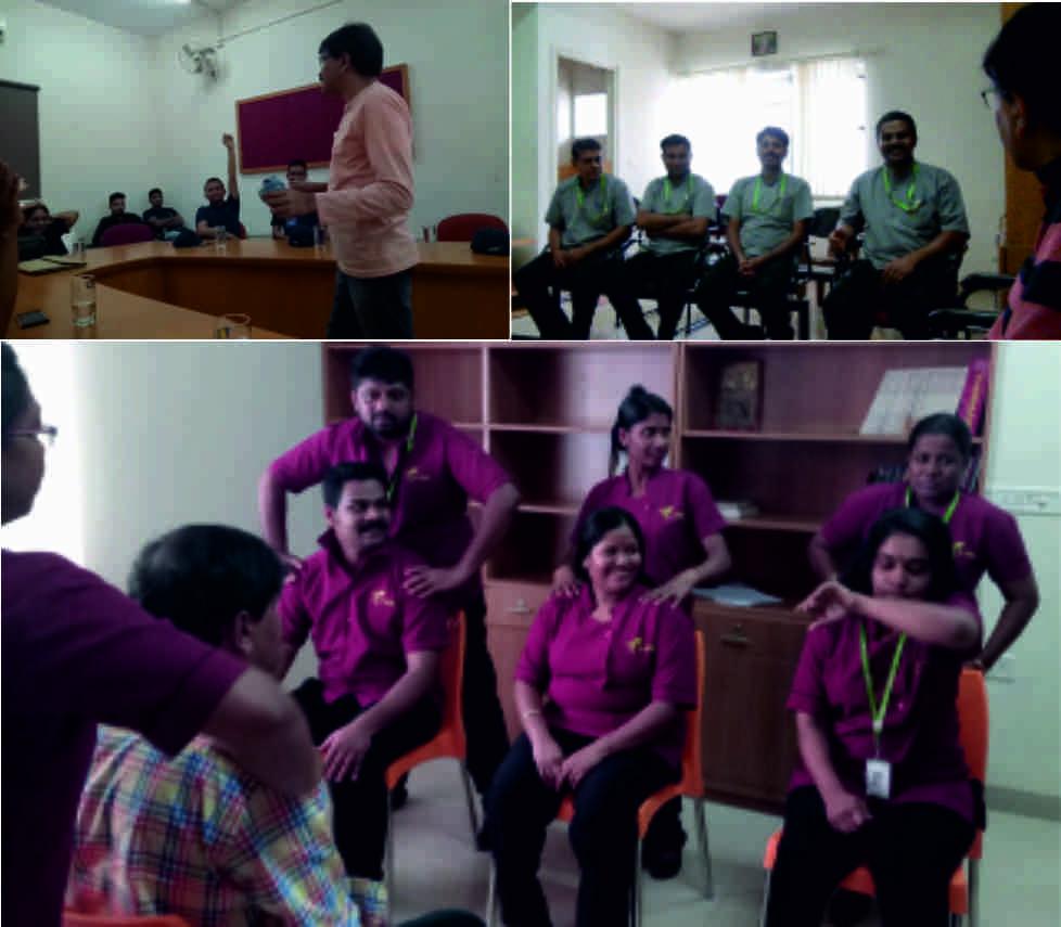 Varmam Massage Training Session VKRC